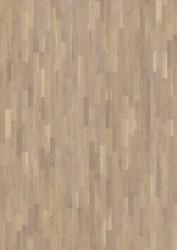 Паркетная доска Kahrs Avanti Дуб Абетон матовый лак брашированный трехполосный
