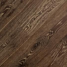 Old Wood Дуб Капучино Белый Пигмент Рустик однополосный