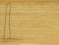 Дуб беленый San Marco 80х16х2500